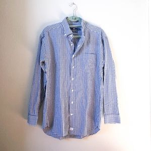 VINEYARD VINES Classic Fit Murray Button Down L